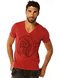 Kaporal - T-shirt AMEN_RED - Homme