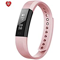 Fitness Tracker, Heart Rate Monitor Watch With Ttouch Screen, Call/sms/sns Alert, Activity Tracking and Sleep Monitor for Android and iOS