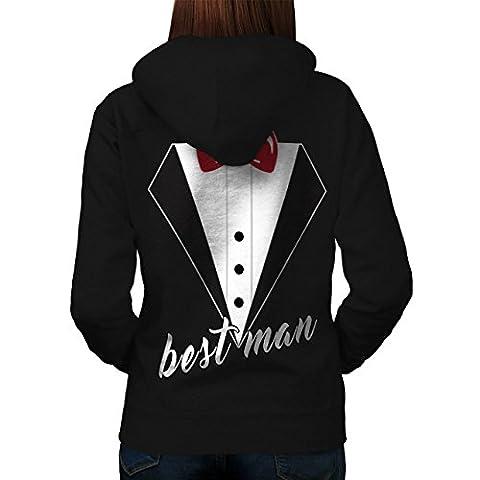 Meilleurs Costumes Squelette - Mariage Temps Meilleur homme Bromance Femme NOUVEAU
