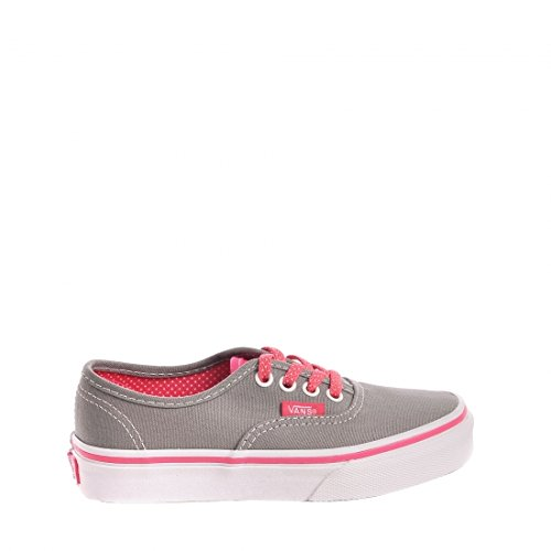 Vans VN-0 Zuqf JP, Baskets Basses Fille Gris