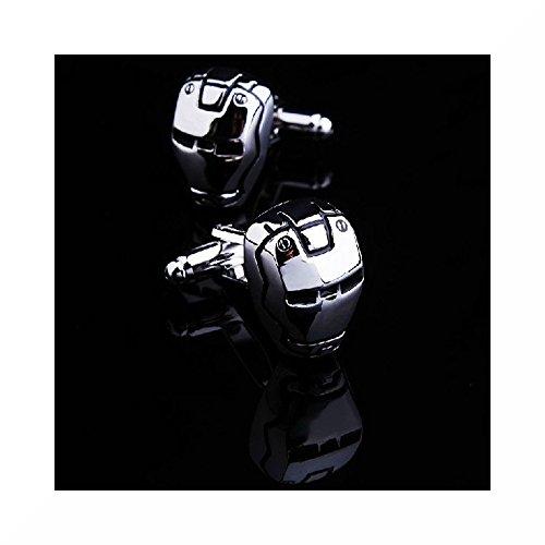 Superhelden-Motiv , Ironman 2, onesize (Der Iron Man Anzug)