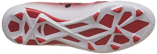 adidas Messi 16.2 Fg, Chaussures de Futsal Homme Rouge (Red C Ore Blackfootwear White)