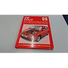 VW Polo Hatchback (95-98) Service and Repair Manual