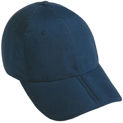 Myrtle Beach Uni Pack-a-Cap, navy, One size, MB6155 ny