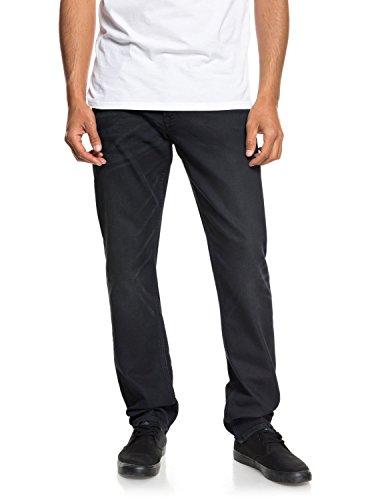 Quiksilver Revolver Deep Sea - Straight Fit Jeans for Men - Männer (Revolver Quiksilver)