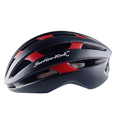 Yuncai Specialized Bike Helmet For Men and Women Lightweight Mountain Bicycle Riding Helmet Earthquake Resistance from Yuncai