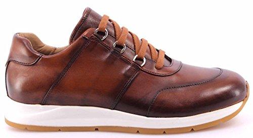 a98f6c80a76ee Scarpe Uomo Sneakers ROBERTO BOTTICELLI Limited Vitello Antic Cognac  Experience