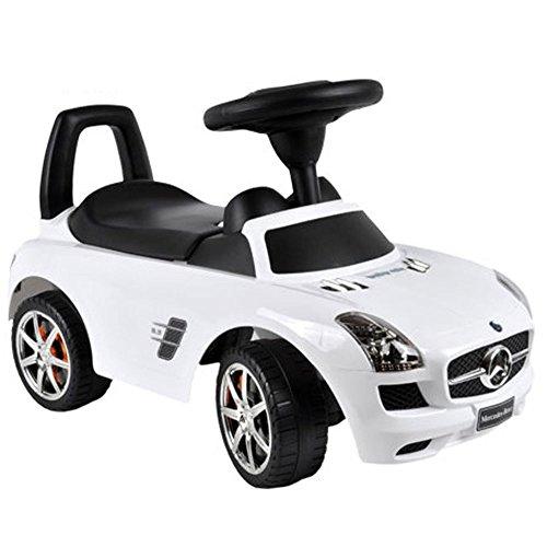 *Mercedes-Benz SLS AMG Weiß*