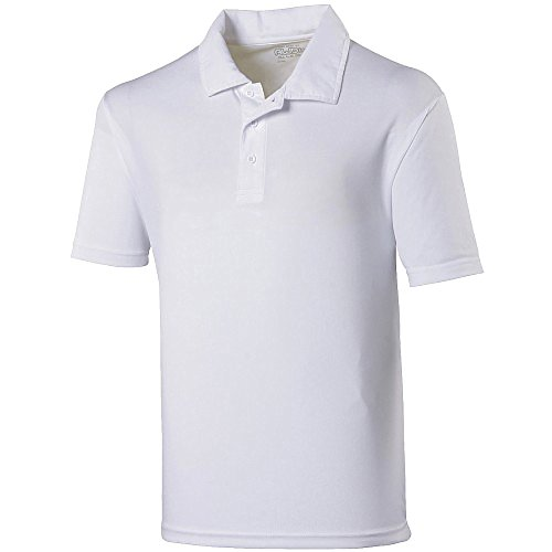 Just Cool Mens Plain Sports Polo Shirt