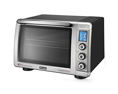 Delonghi DO32852 Sforna Tutto Maxi Mini Oven - Silver & Black