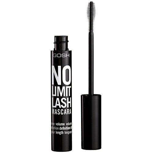 GOSH Mascara No Limit Lash Black 12ml