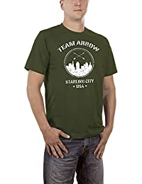 Touchlines Herren T-Shirt Team Arrow