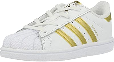 Zapatillas para niï¿œa, color Blanco , marca ADIDAS ORIGINALS, modelo Zapatillas Para Niï¿œa ADIDAS ORIGINALS SUPERSTAR I Blanco