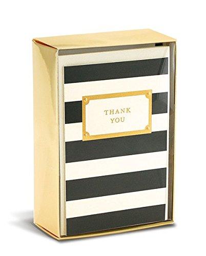 Boxed-geburtstags-gruß-karten (Boxed Notes: Elegant Thank You – Gruß- und Geschenkkartenbox mit Kuverts: Ein elegantes Dankeschön)