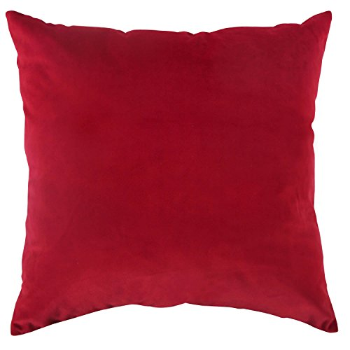 deconovo-decorative-cushion-cover-for-chairs-velvet-cushion-cover-18x18-inch-red