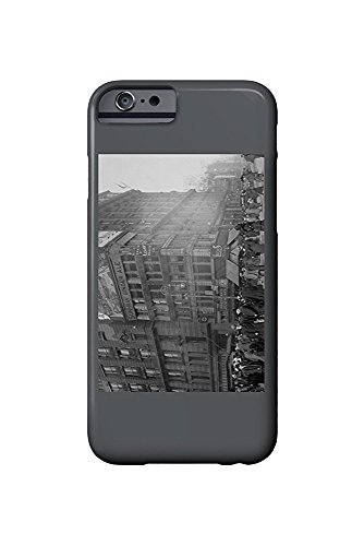 Million Dollar Corner on 34th and Broadway Photograph (iPhone 6 Cell Phone Case, Slim Barely There)