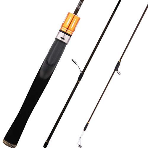 YROD Lure Rod, Locken Stange, Fliegen Bass Forelle Stange, Teleskopisch Spinnen Carbon Pole Weitwurf Fern UL Super Weich Gute Qualität Sea Rock Angelrute (größe : 1.67m/66inch)