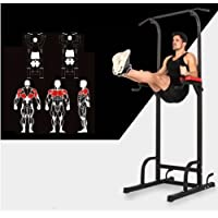 WILD GYM Pro Home Gym Fitness Power Tower Dip AB Pull/Chin Up Bar Workout Station