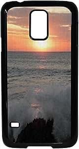 FCS Printed 2D Designer Hard Back Case For Samsung Galaxy S5