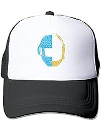 Men Mesh Cool Baseball Hats Daft Punk Music Seanings Design Illustration