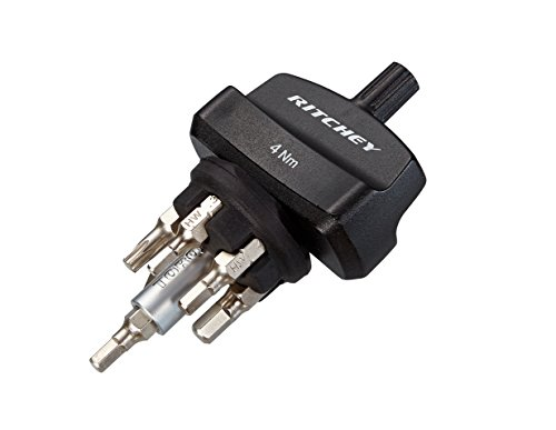 Ritchey chiave dinamometrica utensili, nero, l
