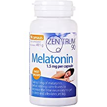 Melatonina con melisa, tila, valeriana, pasiflora y amapola californiana – Suplemento alimenticio con