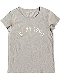 50bce9c00a834 Roxy Roses in The Rain - T-Shirt pour Fille 8-16 Ans ERGZT03390