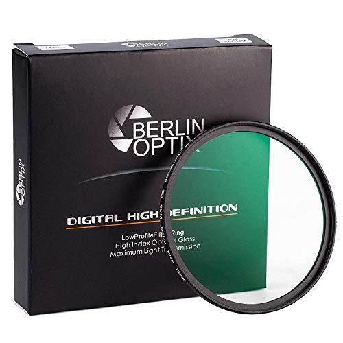 Berlin Optix Premium filtro uv 39mm ∙ vetro Schott ∙ 16 strati MC ∙ super Slim ∙ alluminio ∙ raggi ultravioletti ∙ obiettivo filtro protettivo