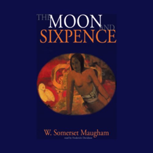The Moon and Sixpence  Audiolibri