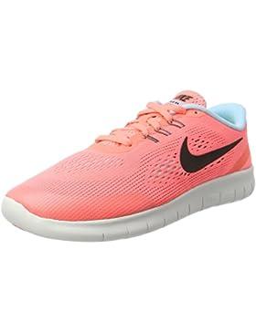 Nike Free RN (GS), Zapatillas Deportivas para Interior para Niñas