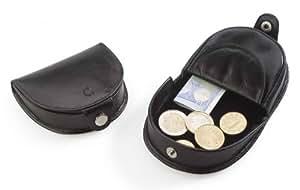 Porte-monnaie sabot Chevirex en cuir vachette tanné à l'aide de substances végétales
