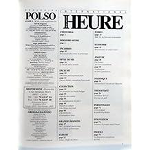 INTERNATIONAL HEURE MAGAZINE N? 6 du 01-08-1992 STYLE DE VIE CHAUMET PAR LA GRANDE PORTE FRANCK MULLER NAISSANCE D'UNE ETOILE LES MAGICIENS DE PATEK PHILIPPE AIGUILLES DE COMBAT HISTOIRE ET CULTURE A LA CHAUX-DE-FONDS GRANDES MAISONS - IWC D'ORIGINE AMERICAINE EXPLOIT - YEMA L'ETOFFE DES HEROS LA DIMENSION EROPEENNE DE SIOK VUARNET LE COMPAS DANS L'HEURE A SON POIGNET - LE SOLEIL ET LES ETOILES HAMILTON R AND D LE TEMPS DU GOLF DECOUVRONS LE MONDE DE L'EBAUCHE ANALYSE - DES FORM...