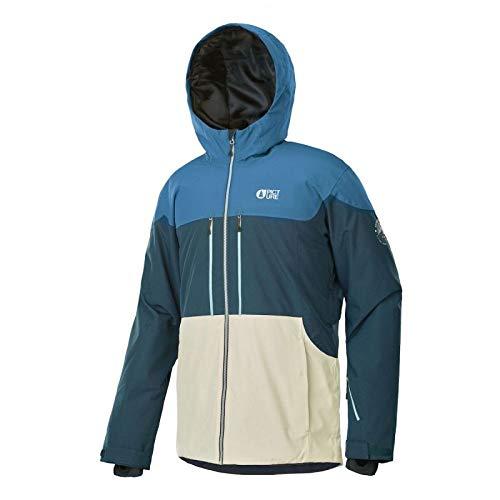 Picture Object Jacket MVT212 Herren-Snowboardjacke Dark Blue Gr. XL