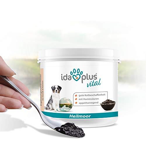 Ida Plus - Heilmoor 200 g - Verbessert die Kotbeschaffenheit - optimale Verdauung beim Hund - wertvolle B-Vitamine - zur Appetit Anregung - mit natürlichem Torf aus dem Hochmoor