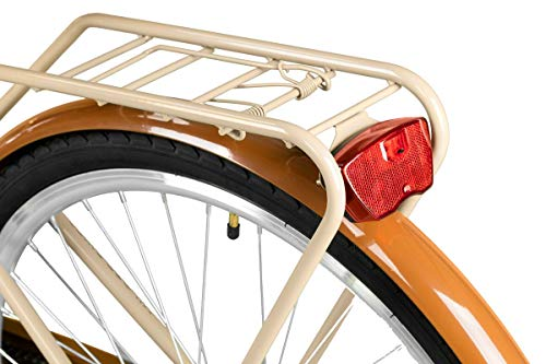 Zoom IMG-3 milord comfort bike con cesto