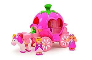 Wow Toys - A1002644 - Jouet Premier Âge - Le Carrosse