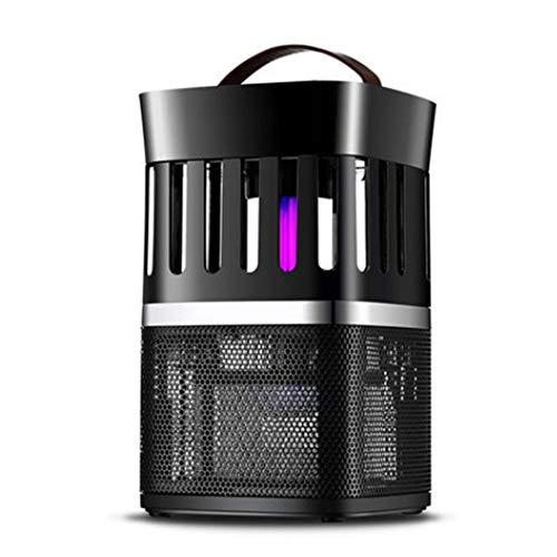 MISJIA Lámpara Antimosquitos Mute Sin Radiaciones Trampa De Mosquitos Electrónica Fotocatalizador De Mosquitos En Interiores