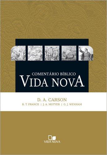 Comentário Bíblico Vida Nova (Em Portuguese do Brasil)