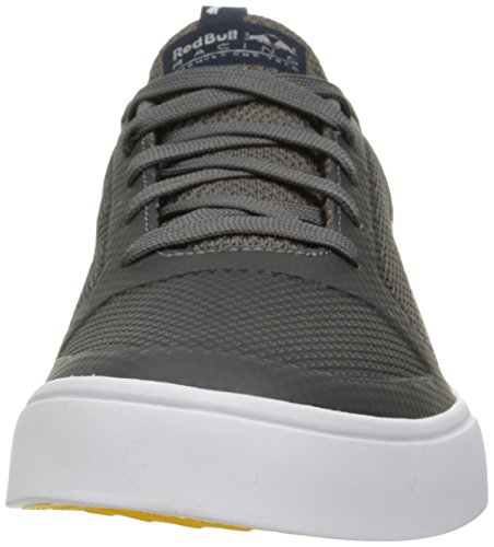 Puma RBR Wings Vulc Toile Baskets Smoked Pearl