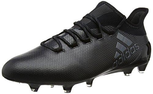 adidas Herren X 17.1 FG Fußballschuhe, Schwarz Core Utility Black, 44 2/3 EU