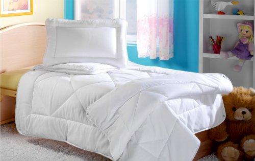 Kinder Bettdeckenset MOON 4-Jahreszeiten 100x135 / 40x60
