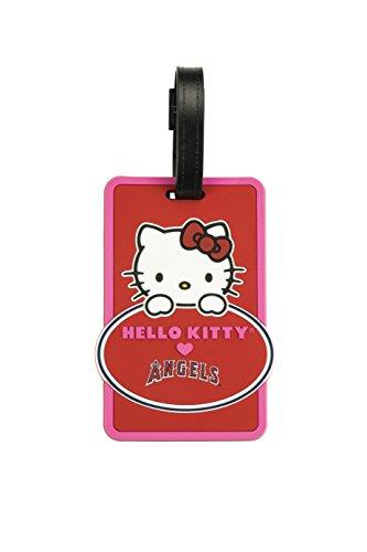 mlb-los-angeles-angels-hello-kitty-peeking-bag-tag