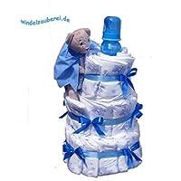 'Torta di Pannolini per bambini piccolo arrampicata Max (Rosa Piccolo Stock)