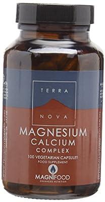 TERRANOVA Magnesium Calcium 2:1 Complex - 100 Vegicaps from TerraNova