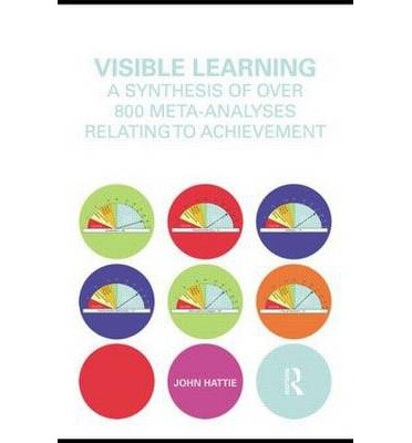 Visible Learning A Synthesis of Over 800 Meta-Analyses Relating to Achievement {{ VISIBLE LEARNING A SYNTHESIS OF OVER 800 META-ANALYSES RELATING TO ACHIEVEMENT }} By Hattie, John ( AUTHOR) Nov-18-2008