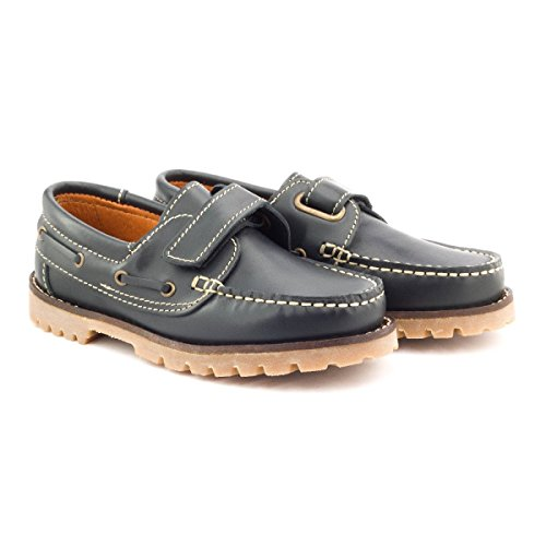 Boni Marc - Chaussures Garçon cuir scratch