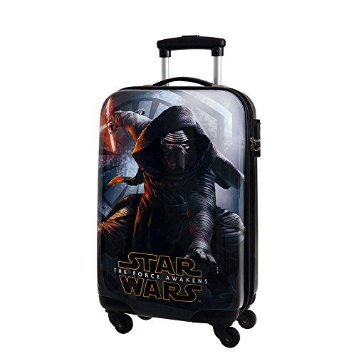 Star Wars The Force Awakens Bagage Cabine, 55 cm, 33 L, Noir