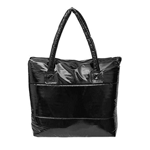 Bolsa espacio bolsas mujer Bolsos hombro esponja Bolsas