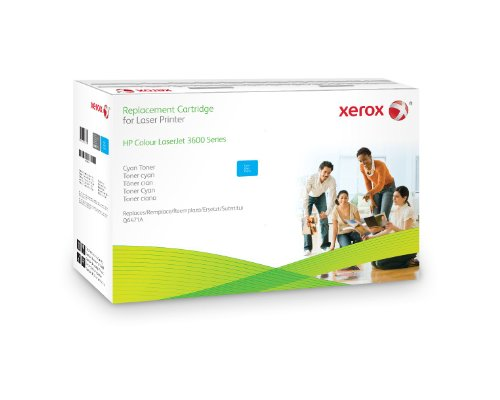 Xerox Office 003R99752 - Cartucho de tóner, color cian