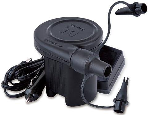 Bestway Sidewinder AC & DC HIgh Volume Inflator Air Pump With Valves